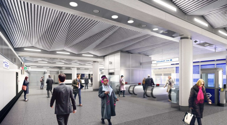 05 Liverpool Street station - proposed Moorgate ticket hall_236014