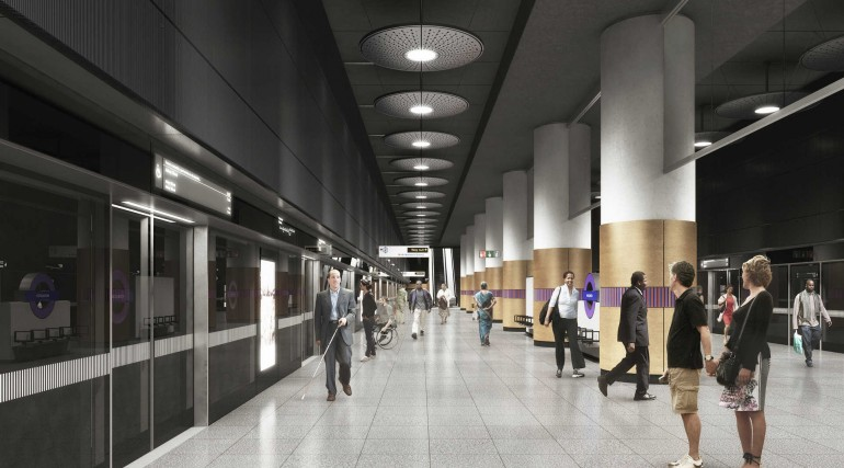 09 Woolwich station - proposed platform_235996
