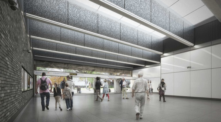 09 Woolwich station - proposed ticket hall_236001
