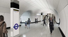 Crossrail's approach to design - stations, art and public space