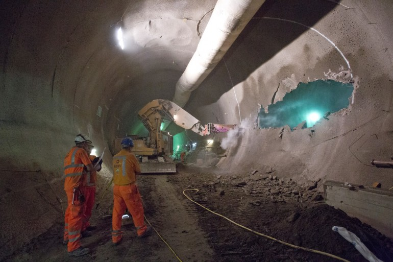 New report outlines Crossrail progress in delivering new sustainable railway