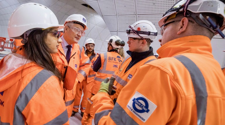 1000 apprenticeships created by the Crossrail programme_294771