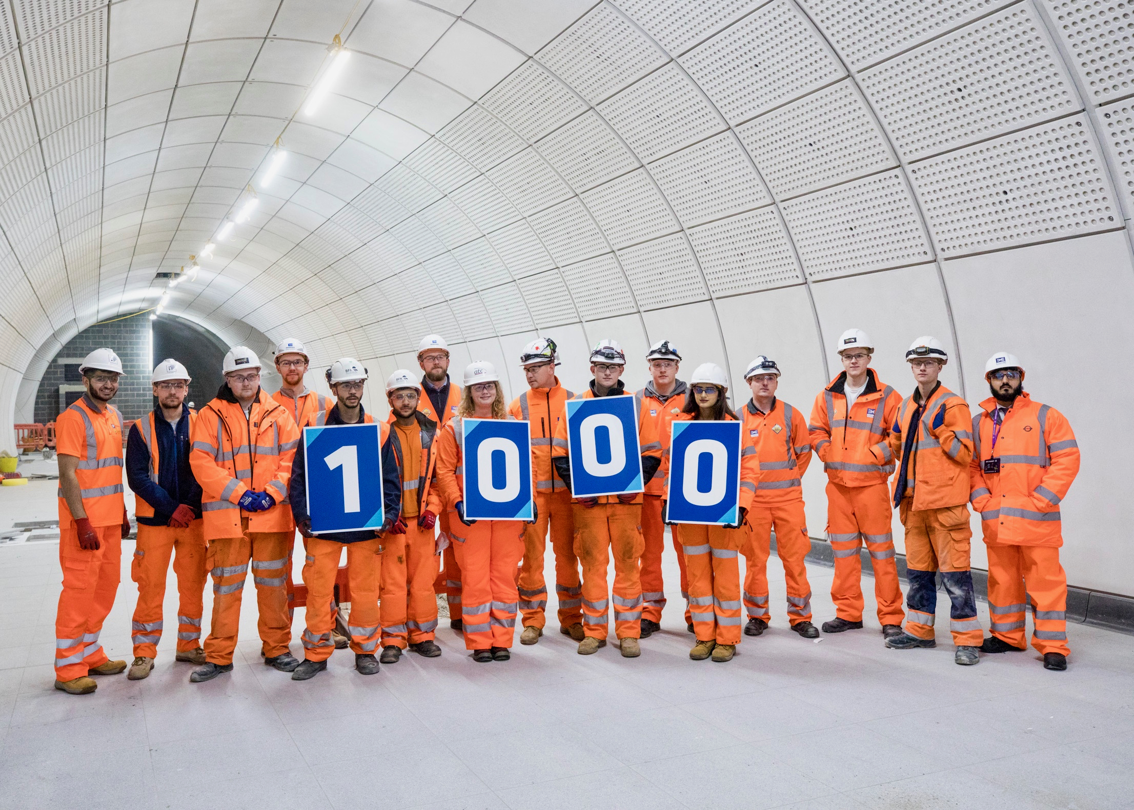 1000 apprenticeships created by the Crossrail programme_294767