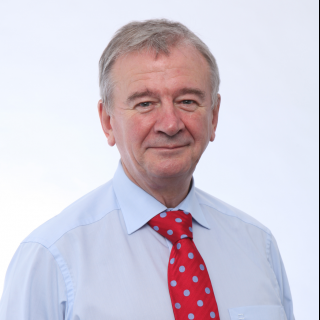 Terry Morgan CBE