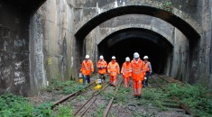 BREATHING NEW LIFE INTO THE CONNAUGHT TUNNEL