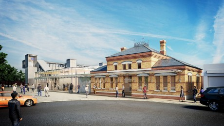 Crossrail unveils plans for major improvements to West Drayton station