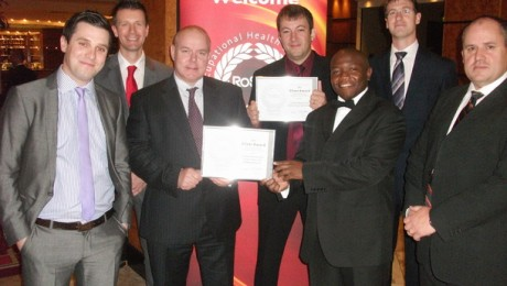 RoSPA Safety Awards success