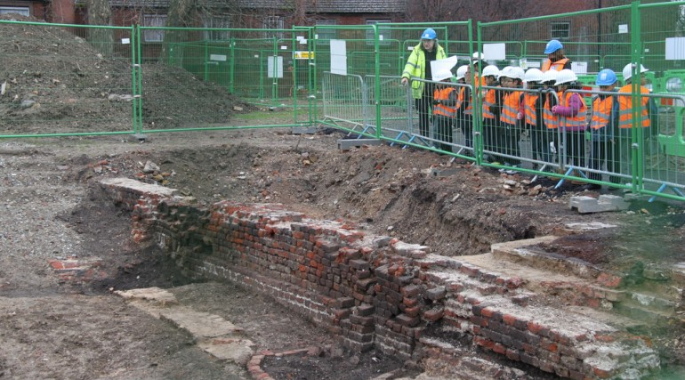 Stepney Green Archaeological finds