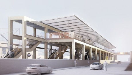 Work on Custom House Crossrail station to start