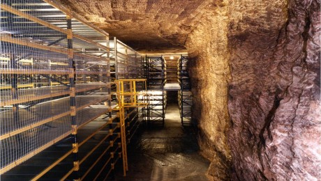 35 million years of London�s geology preserved 150 metres underground in Cheshire