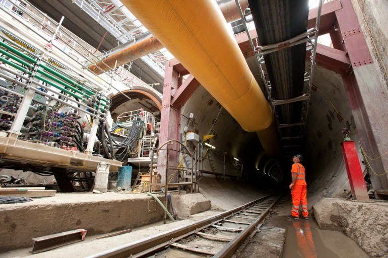 £5.5bn of Crossrail contracts creating jobs and business opportunities around the UK