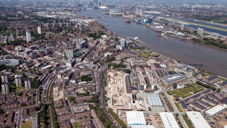 Network Rail awards major Crossrail contract for southeast London