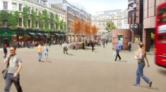 Liverpool Street Station - public realm