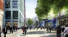 Places and spaces - urban realm and development on the Crossrail route