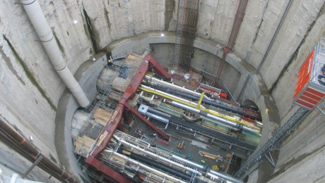 London�s newest �eastender� begins tunnelling journey