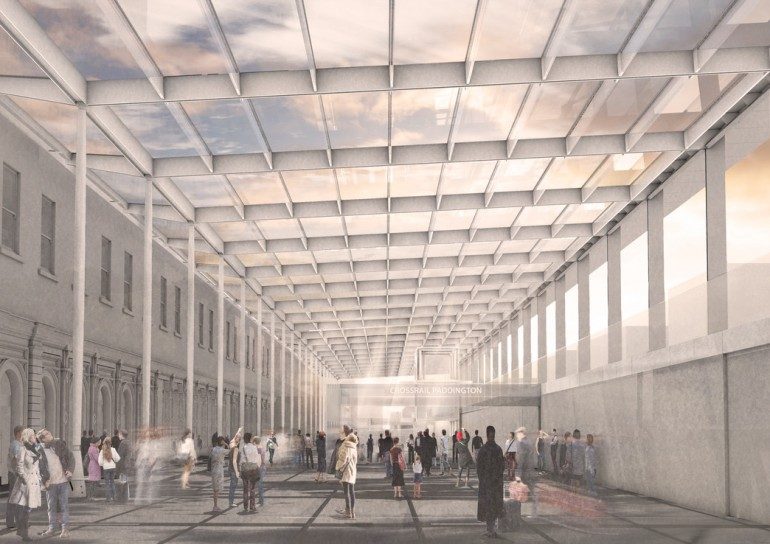City of London agrees support for Crossrail Art Programme