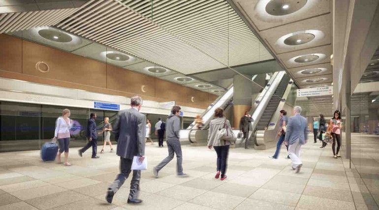 69350_Paddington Station - architects impression
