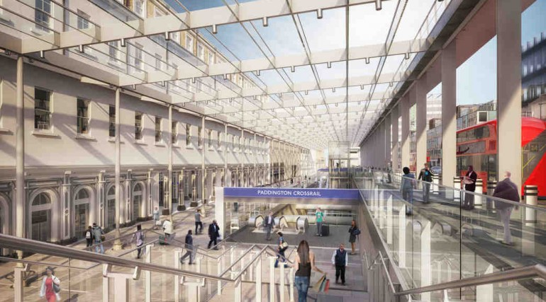 69353_Paddington Station - architects impression