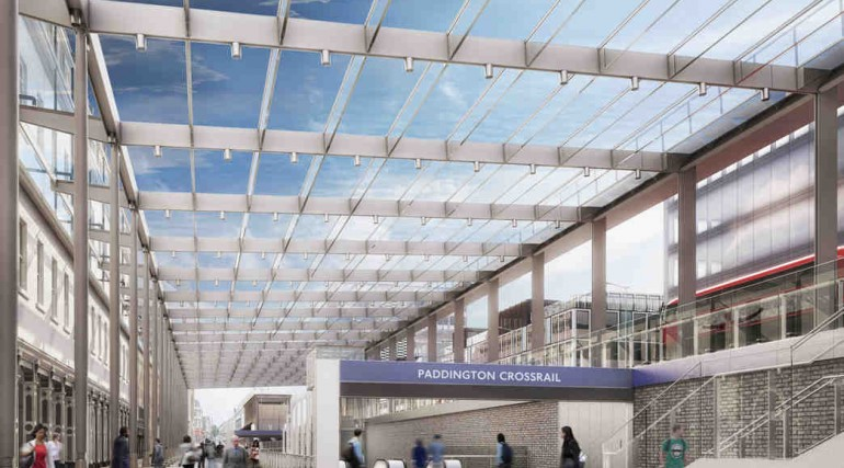 69354_Paddington Station - architects impression