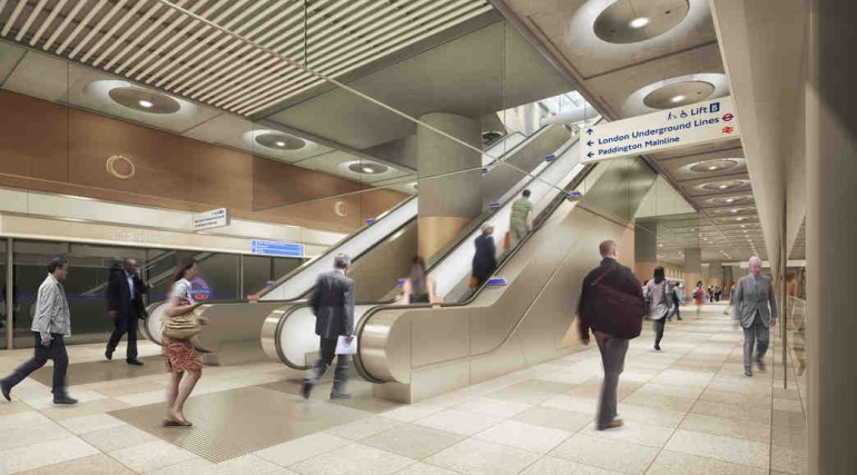 69355_Paddington Station - architects impression