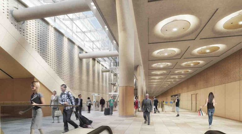 69357_Paddington Station - architects impression