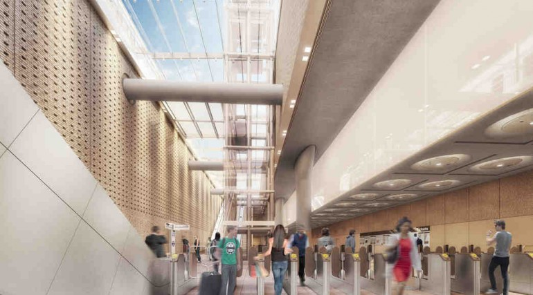 69358_Paddington Station - architects impression