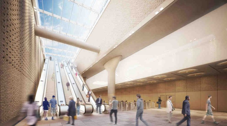 69360_Paddington Station - architects impression