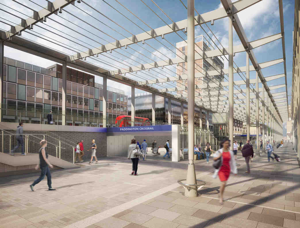 69351_Paddington Station - architects impression