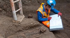 Archaeology at Farringdon