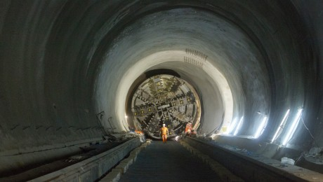 Crossrail�s Breakthrough exhibition to launch at London Transport Museum