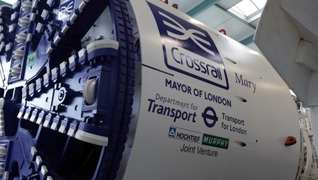 Crossrail�s sixth and seventh tunnelling machines on their way to London