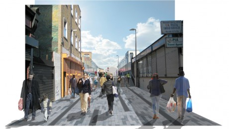 Whitechapel station transformation on track as Crossrail starts work on local street improvements