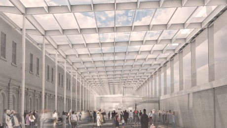 Heathrow funding major artwork at Paddington Crossrail station