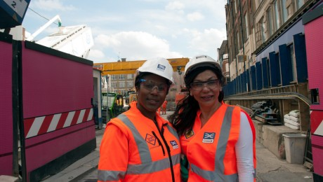 Crossrail workshops to help unemployed people in Paddington