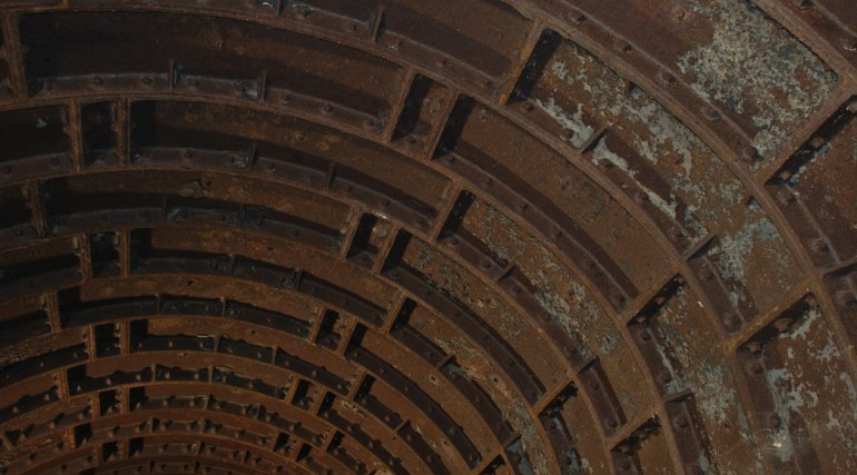 Connaught Tunnel Segmental Lining