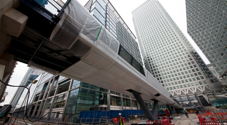 99763_Canary Wharf Crossrail Station September 2013