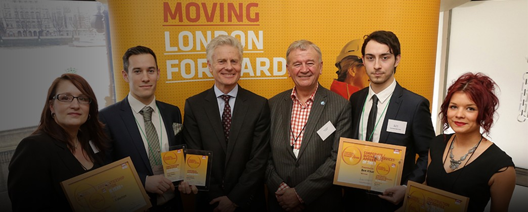 Winners of the Crossrail Apprentice Awards 2014 announced