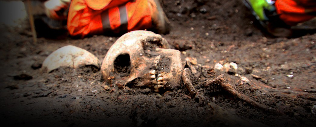BEDLAM ARCHAEOLOGY DIG BEGINS AT LIVERPOOL STREET