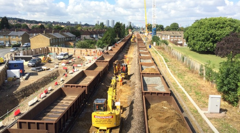 Abbey Wood Track Works_171142