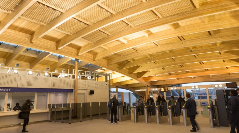 Abbey Wood_s new station building opens_ 22 October 2017 _291641