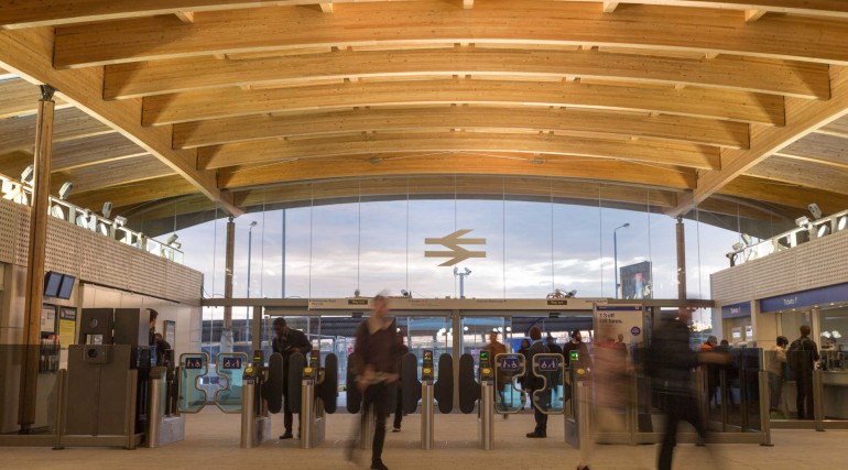 Abbey Wood_s new station building opens_ 22 October 2017 _291647