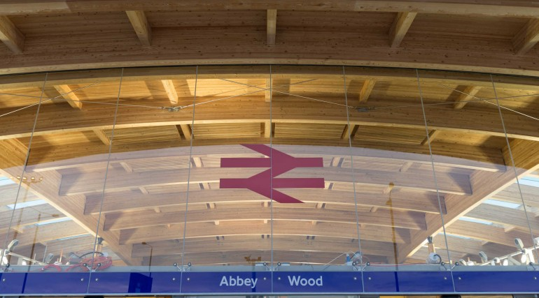 Abbey Wood_s new station building opens_ 22 October 2017 _291653