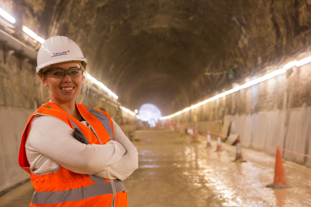 Alex Mitchell - Shift Engineer, Connaught Tunnel_150176