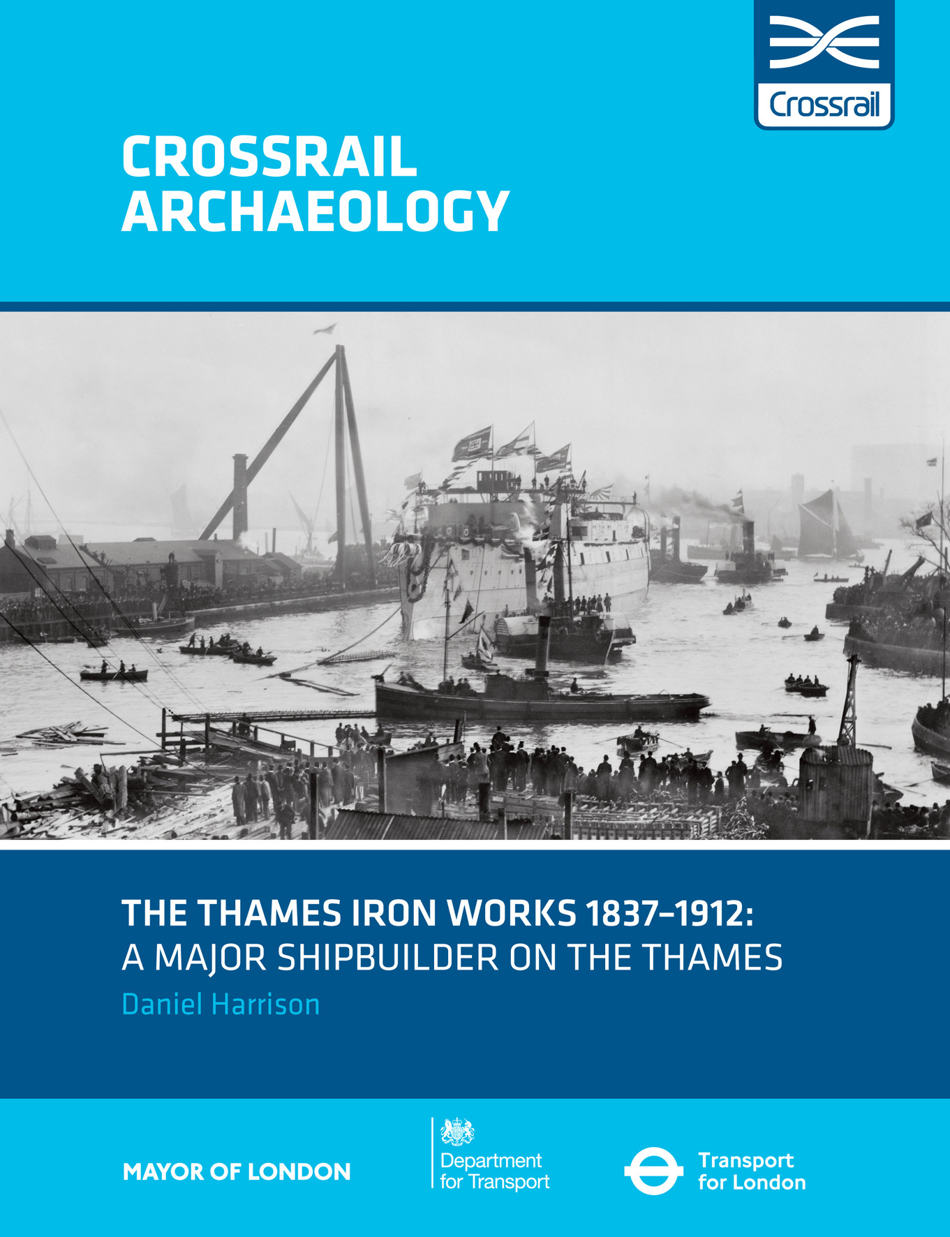 Archaeology publications launch - Thames Iron Works_218225