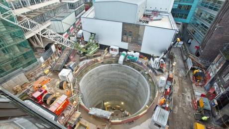 Crossrail statement - Fisher Street incident, 7 March 2014