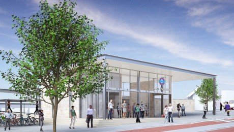 Major improvement plans for Acton Main Line station unveiled