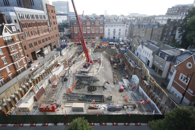 Crossrail sites sign-up to Open House London weekend 2012