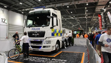 Crossrail�s lorry safety programme trains 7,000th driver