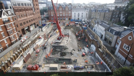 Crossrail sites sign-up to Open House London weekend