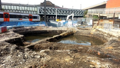 Crossrail uncovers Brunel�s railway heritage